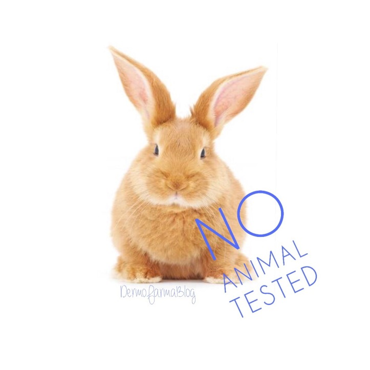 no animal tested